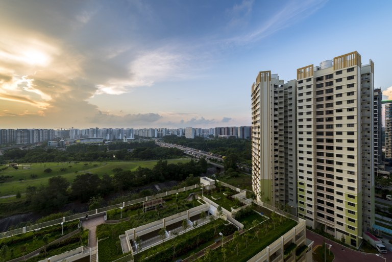 The tender for Singapore's coveted Fernvale Road site has been won